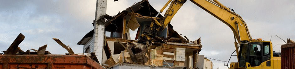 Demolition Services Texas