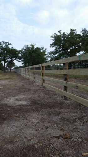 Fence TX